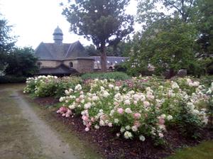 Jardins du château de Trégarantec
