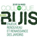 Colloque: Buis, Enjeux, Renouveau et Renaissance des Jardins