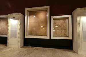 Restauration de trois plans de Chantilly