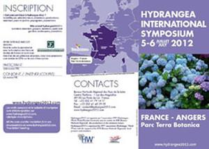 Symposium Hydrangéa