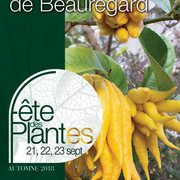 Fête des plantes à Saint Jean de Beauregard Automne 2018