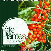 Fête des Plantes de Saint Jean de Beauregard automne 2020