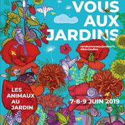 Rendez-vous aux jardins 7 – 9 juin 2019