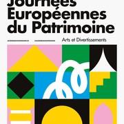 Journées Européennes du Patrimoine 20 – 22 sept 2019