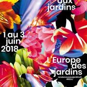 Rendez-vous aux jardins 1 au 3 juin 2018