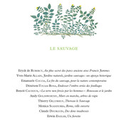 Revue Jardins n°9 - Le Sauvage