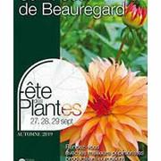Fête des Plantes de St Jean de Beauregard 27 – 29 sept 2019