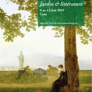 Colloque « Jardin & littérature » 9 au 12 mai 2019