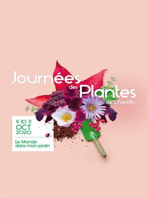 Journées des Plantes de Chantilly octobre 2020