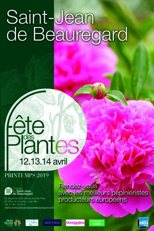 Fête des Plantes de Printemps St-Jean de Beauregard 12 – 14 avril 2019