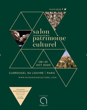 26° Salon de Patrimoine oct 2020