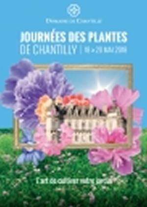 Journées des plantes de Chantilly 18 – 20 mai 2018