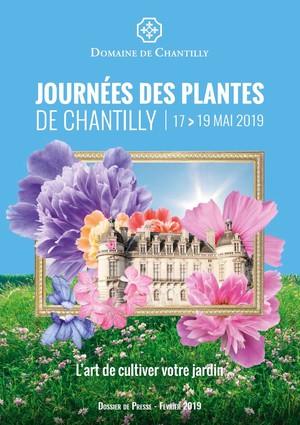 Journées des Plantes de Chantilly 17 – 19 mai 2019