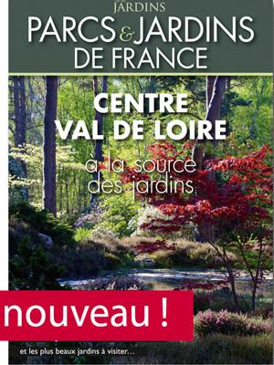 Revue Parcs et Jardins de France n°1 avril 2021